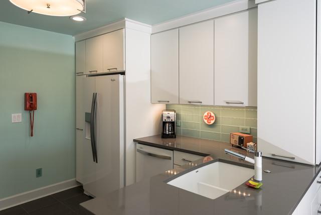 Happy Hip Family Kitchen Modern Kitchen St Louis By NEXT Project Studio