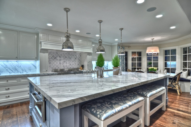 Harbor View traditional-kitchen