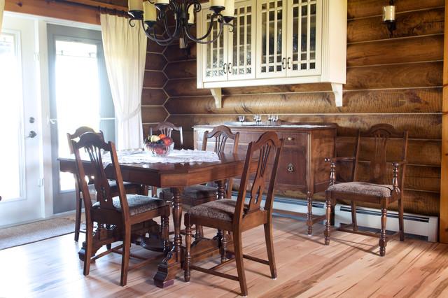Harder Acreage midcentury-kitchen