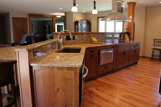 harder home rennovation contemporary kitchen milwaukee by kitchen design center appleton