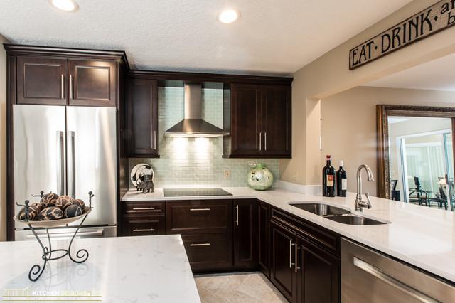 Hardy waypoint zelmar kitchen remodel modern kitchen for Zelmar kitchen designs