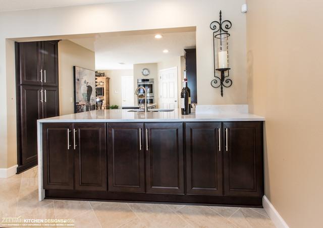 hardy waypoint zelmar kitchen remodel moderne cuisine orlando par zelmar kitchen. Black Bedroom Furniture Sets. Home Design Ideas
