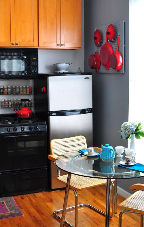 Harlem Apartment - Kitchen