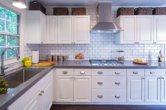 Harper Kitchen Remodel transitional-kitchen