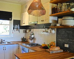 Harriet Goodall rustic-kitchen