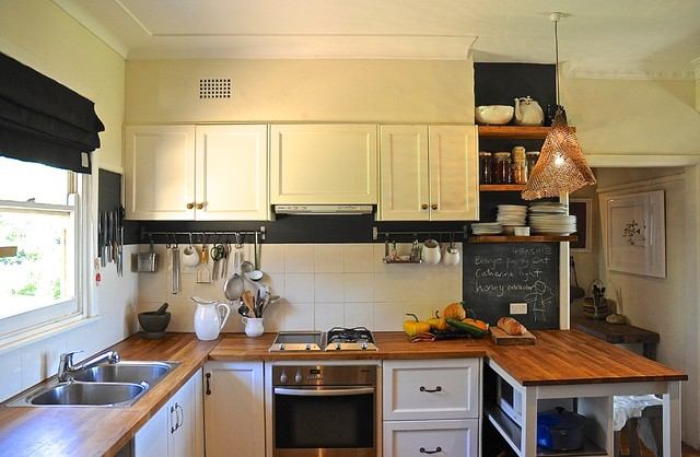 Harriet goodall rustic kitchen adelaide by luci d for Kitchen ideas adelaide