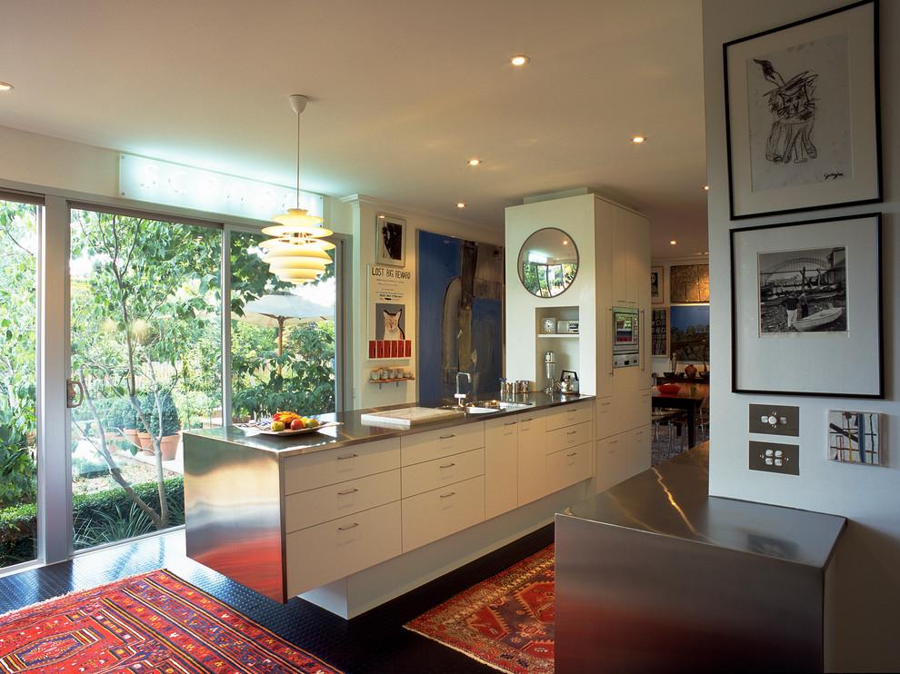 Harris Hobbs House - Modern - Kitchen - Canberra ...