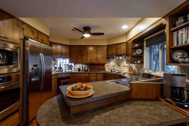 Harrisburg Pa Kitchen Remodel Basement Update