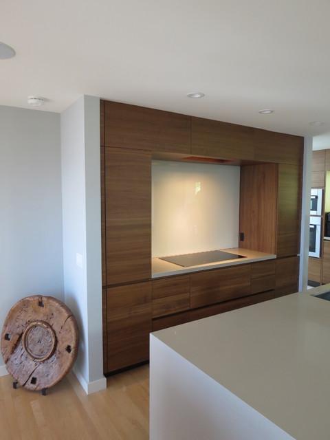 Harrison Street Residence, Sausalito modern-kitchen