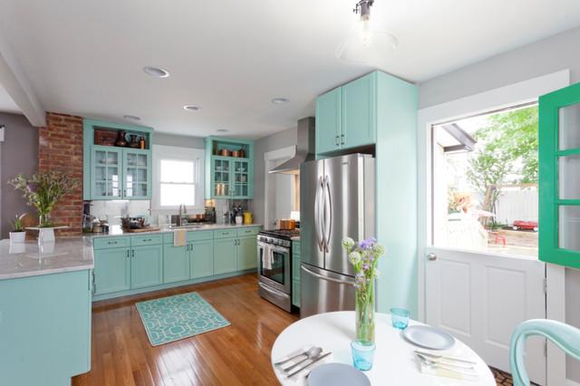 Hart craftsman-kitchen