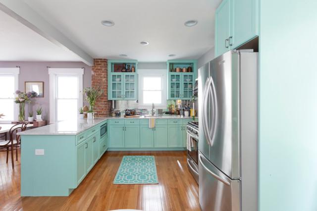 Hart transitional-kitchen