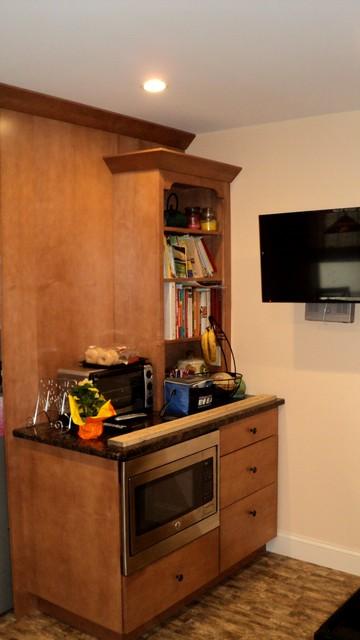 Hartford Major Kitchen Update Transitional Kitchen Other Metro By Dreammaker Bath Kitchen