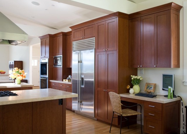 Hartung Residence contemporary-kitchen