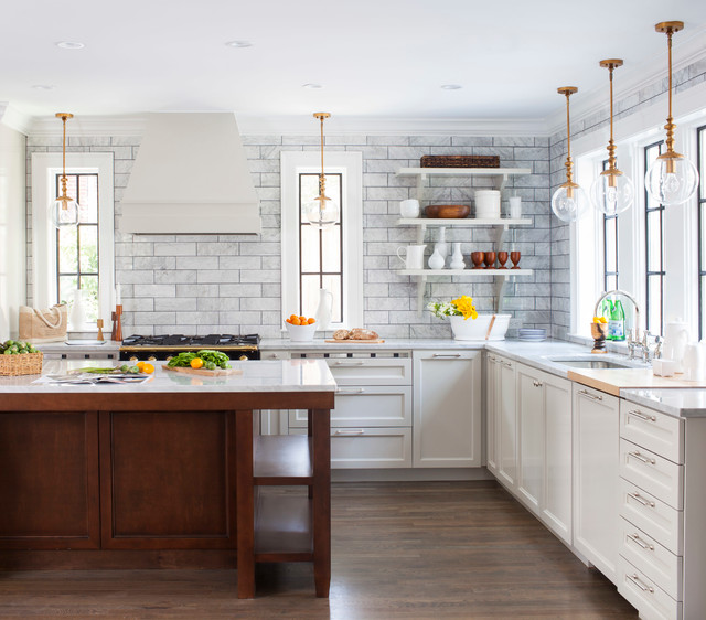 Harvard Historic Home Renovation Transitional Kitchen Atlanta By Terracotta Design Build