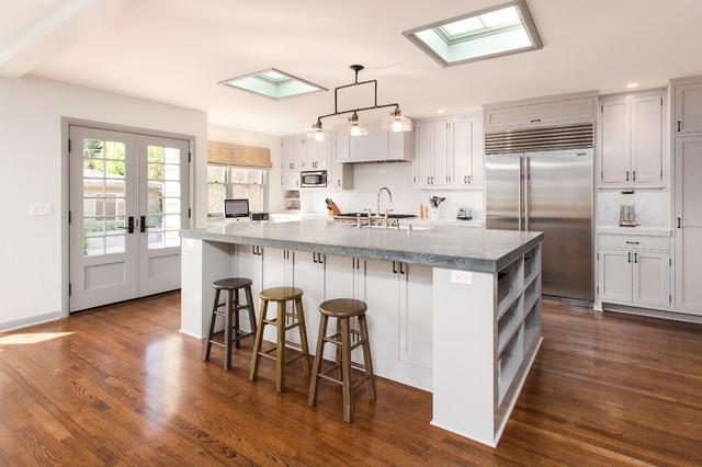 Harvard Kitchen traditional-kitchen