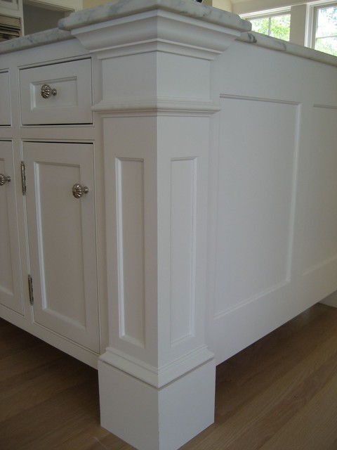Harvard, MA custom build (frame to finish!) - Traditional - Kitchen - boston - by Sprague ...