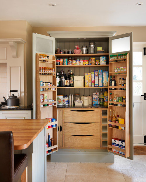 This Pantry Is Well Designed Please Tell How Deep It Is