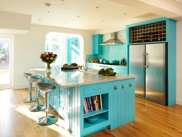 Harvey Jones - Shaker Kitchens