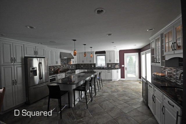 Hastings Blvd Addition, Kitchen and Home Renovation contemporary-kitchen