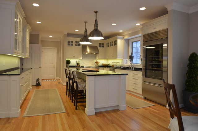 Hastings Turn Avon Ct Traditional Kitchen New York By D E Jacobs Associates Inc