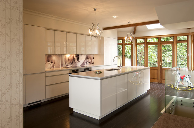 Hataitai, Wellington contemporary-kitchen