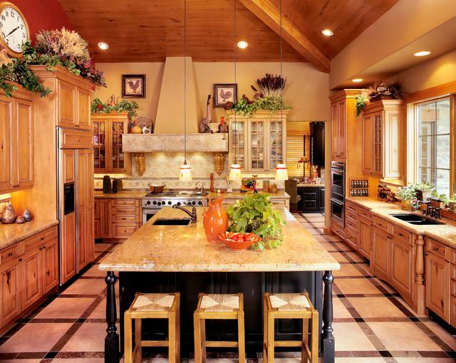 Hauptman Residence traditional-kitchen