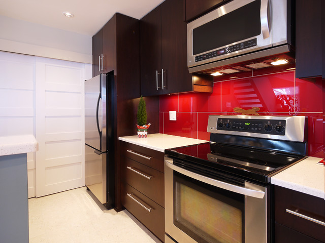 Havelock residence contemporary-kitchen