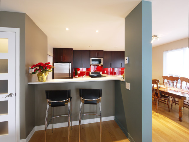 havelock residence contemporary kitchen ottawa by