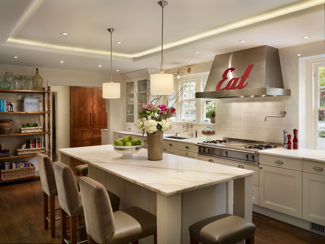 Haverford Renovation contemporary-kitchen
