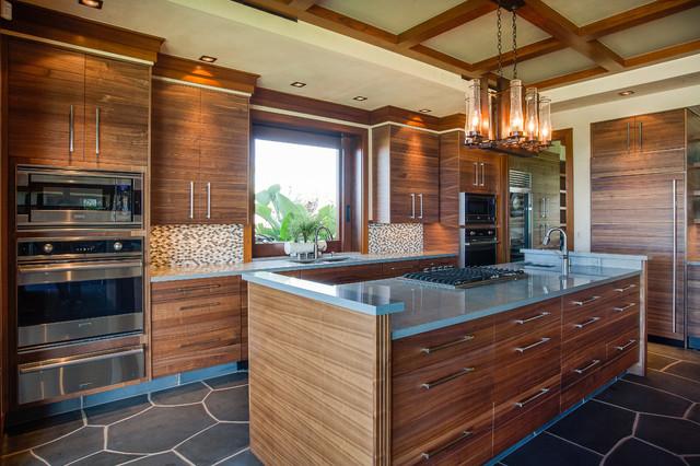 Hawaii 1 tropical-kitchen