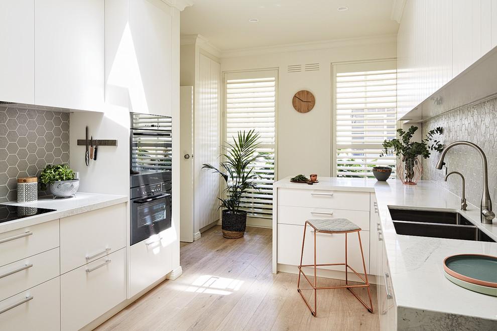 Hawthorn kitchen - Contemporary - Kitchen - Melbourne - by ...