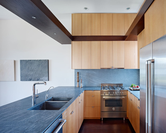 Awesome Contemporary Kitchen by jones haydu
