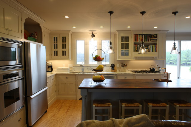 Haynes traditional kitchen nashville by epiphany for The style kitchen nashville