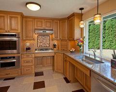Haystack Kitchen contemporary-kitchen