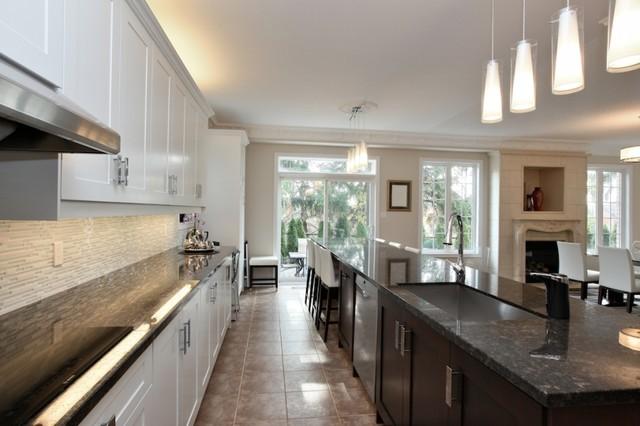 Haywood contemporary-kitchen