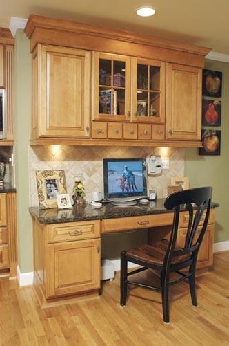 Hazelnut Kitchen traditional-kitchen