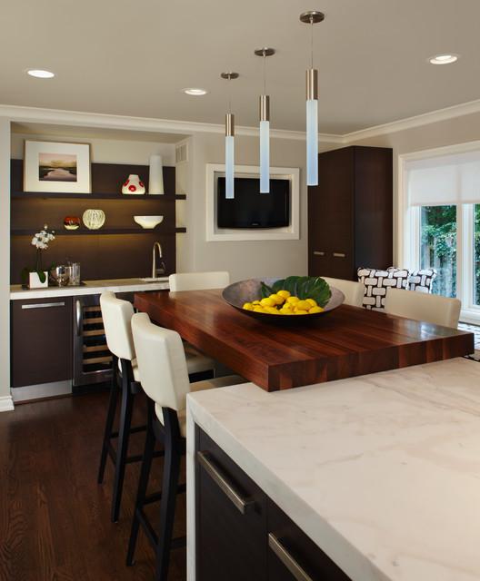 Wood Kitchen Bench Hazelwood Home