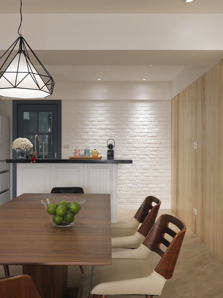 3 Room Hdb Kitchen: HDB 3-Room At Hougang By SpaceArt