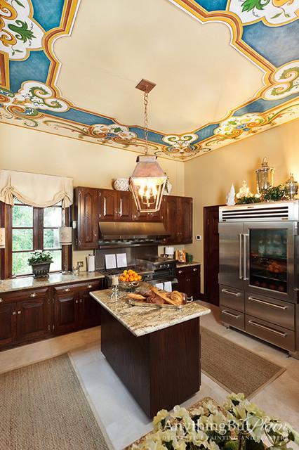Kitchen Designers Houston: Anything But Plain - Kitchen - Houston - By The
