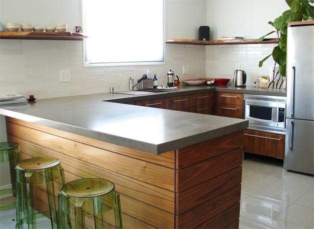 Heath Ceramics Tile Inspiration Contemporary Kitchen