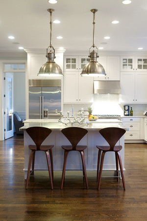 Heather Garrett Design modern kitchen