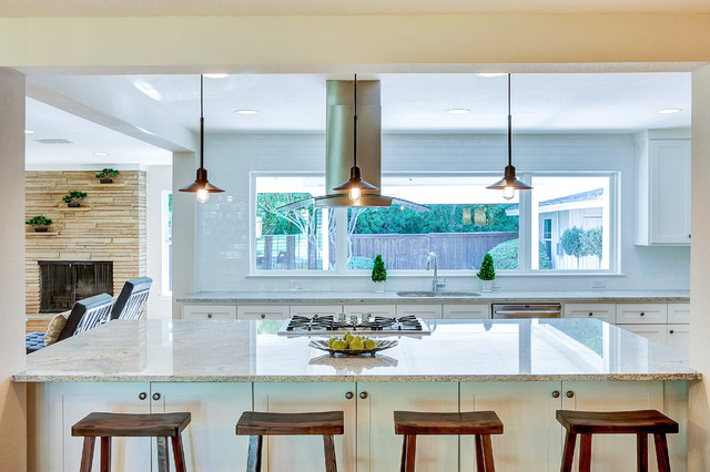 Heather Lane Contemporary Kitchen Dallas By Design By Keti