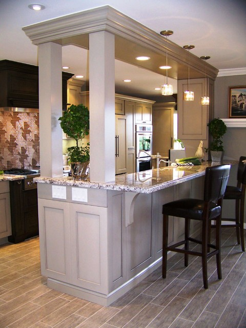 Heather Moe contemporary kitchen