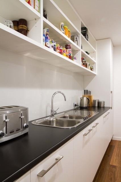 Heathmont Kitchen Butlers Pantry Bathroom Modern Kitchen Melbour