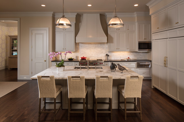 Hedwig Traditional Kitchen Houston By Thompson Custom Homes
