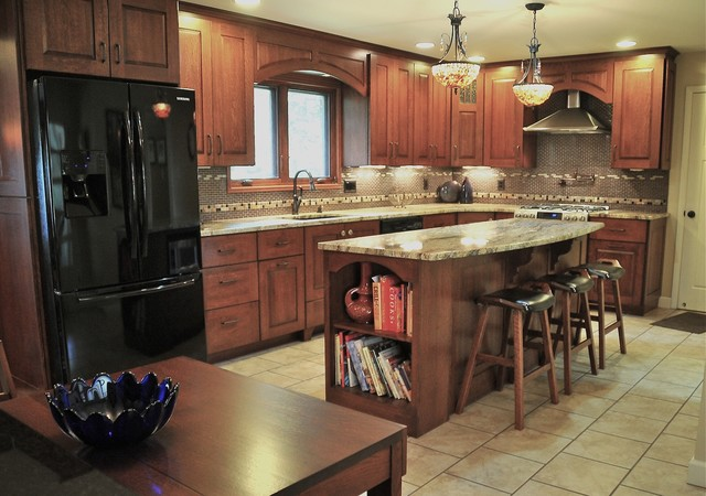 Heely's contemporary-kitchen