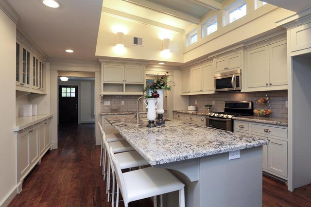 Heights Bungalow Remodel Craftsman Kitchen Other By Jamie