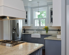 Heights Kitchen Remodel traditional-kitchen