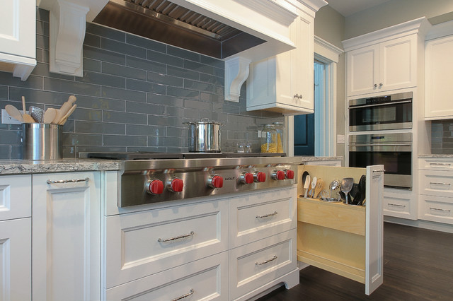 Hellyer Custom Builders Naperville 2 Traditional Kitchen Chicago By