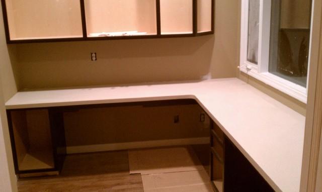 Helmart 2 Island Earthtone Granite Countertop Remodel kitchen